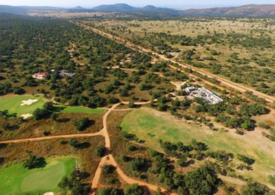 golf course in limpopo